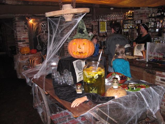 Halloweeni suupistevanker